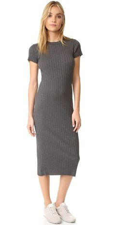 Rag & Bone/JEAN Tri Rib Dress | SHOPBOP