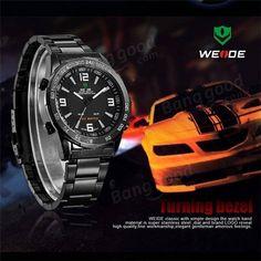 WEIDE WH1009 LED Date Multifunction Men Quartz Wrist Watch - US$15.99 http://www.thesterlingsilver.com/product/armani-exchange-mens-wrist-watch-ax2155/