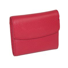 Buxton Women's Leather Mini Tri-Fold Wallet