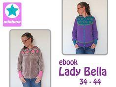 Ebook Jacke Lady Bella 34-44