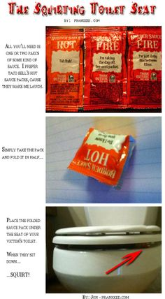 April Fools' Day Prank Ideas You Can Make Yourself