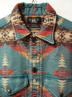 Indian Blanket Jacket from Ralph Lauren