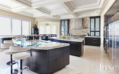 4584 Best Luxe Kitchens Images In 2019 Interior Design