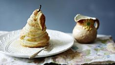 Mini pear pies by Paul Hollywood of The Great British Bake Off