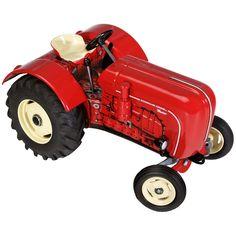 Porsche master tractor