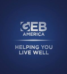 "#FactFriday: The official GEB America slogan in full is ""Helping You Live Well - Spirit, Mind & Body""."