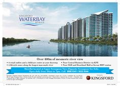 Kingsford Waterbay Official Website | Kingsford Development