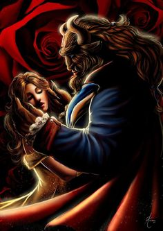 Before The Last Petal Falls- Belle and the Beast - Beauty and the Beast