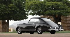 1954 Bentley R-Type Continental Fastback Sports Saloon by Franay 2 - TheCoolist Bentley Automobiles, Classic Rolls Royce, Bentley Car, Bentley Continental, Performance Cars, Dream Garage, Amazing Cars, Fast Cars, Motor Car