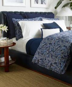 Ralph Lauren Costa Azzurra Duvet Covers - Bedding Collections - Bed & Bath - Macy's