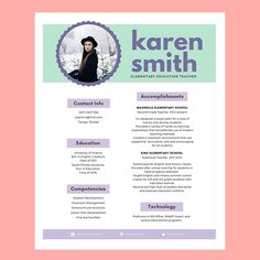 Behold, A Stunning, Creative Resume Template For Every Personality Cv Design, Resume Design, Design Ideas, Bible Meaning, Unique Selling Proposition, Perfect Resume, You Better Work, Creative Resume Templates, Marketing Jobs