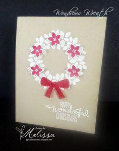 RubberFUNatics: Wonderful Christmas Wreath