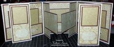 Paper Play by Kathi: New 6x6 Album - link to #tutorial