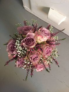 Brudebukett september 2015