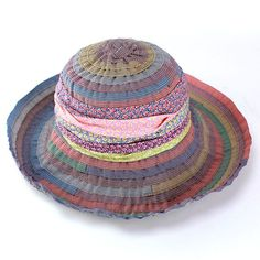女性の帽子 GREVI  woman hat