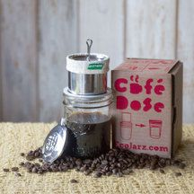 DOSE: Pour-Over Coffee & Tea Kit For Jars