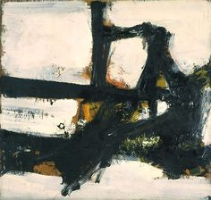 Orange Outline Artist: Franz Kline Completion Date: 1955 Place of Creation: United States Style: Action painting Genre: abstract Franz Kline, Tachisme, Willem De Kooning, Action Painting, Monochrom, Claude Monet, Robert Motherwell, Art Museum, Jackson Pollock