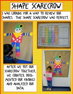 Golden Gang Kindergarten: Scarecrows