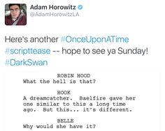"""Adam Horowitz - Script Tease 5 * 5""""Dream Catcher"""""""