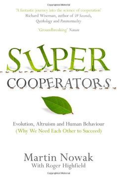 Johanna anderson nsslibrarian on pinterest supercooperators beyond the survival of the fittest why cooperation not competition is fandeluxe Choice Image