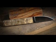 ▶ How to Make a Knife - Part 3 - YouTube