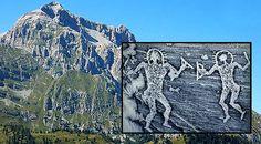Petroglifos hallados en Italia sugieren que hubo presencia extraterrestre en la antigüedad       El arte rupestre antiguo podría probar q...