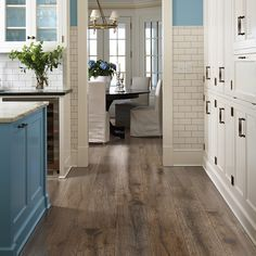 Pergo MAX Premier W X L Bainbridge Oak Embossed Wood Plank Laminate Flooring Item