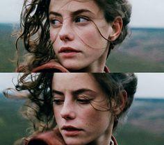Kaya Scodelario in Wuthering Heights