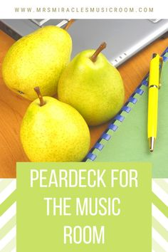 Peardeck for distance learning in the music room: Ideas for using this free Google Slides add-on to have students engage with the lesson and give feedback