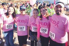 Marchan obreras de maquila contra cáncer - El Nuevo Día (Mexico)
