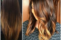 NEW HAIR TREND: Ecaille, Tortoise Shell Hair Color Technique | Modern Salon