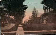 From the post card collection at Concord Historical Society