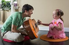 6 benefits of music therapy for kids with special needs from music therapist Ryan Judd. These are great!