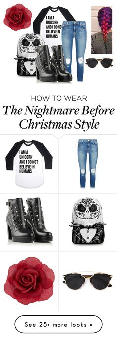 """""""awesomeness"""" by beastblade on Polyvore featuring J Brand, Diesel, Christian Dior, Accessorize, women's clothing, women, female, woman, misses and juniors"""