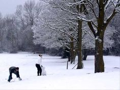 Winter Wonderland sung by Johnny Mathis-check out the beautiful snow scenes