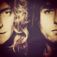 Robert Plant & Jimmy Page -- Led Zeppelin