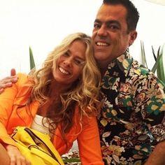Adriane Galisteu com o @Marisa Biaggi  #Lindoo #Adoooooro #demais