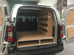 Image result for van racking
