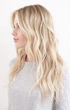 Baby Blonde Color - Cut And Color Trends To Keep On Your Radar This Year - Photos