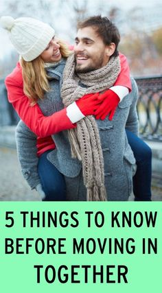 things to consider before you move in together