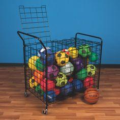 Split Equipment Cart