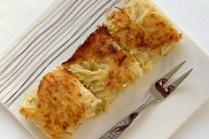 Perfect Potato Kugel from More Quiche