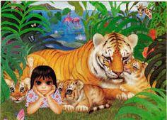 Resultado de imagen para margaret keane pinturas
