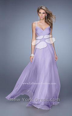 La Femme 21502 Dress - NewYorkDress.com