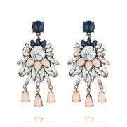 Morningtide Chandelier Earrings ; www.chloeandisabelbychan.com