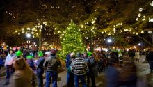 Top 10 Ways To Have A Romantic Holiday In Philly | Uwishunu - Philadelphia Blog About Things to Do, Events, Restaurants, Food, Nightlife and More
