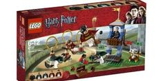 """Lego toy construction set. """"Hogwarts Castle"""", """"Night Bus"""" and """"Quidditch match"""""""