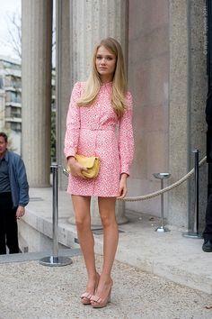 1960's-Spring 2012 Fashion trend