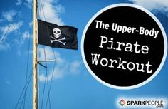 The Pirate Workout