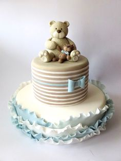 Tutorial: la torta degli orsetti